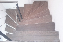 Parkett-Treppe
